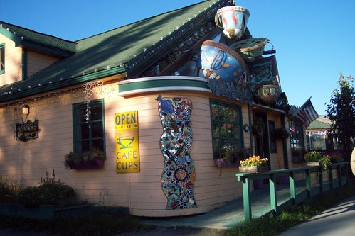 Cafe Cups Restaurant, Homer