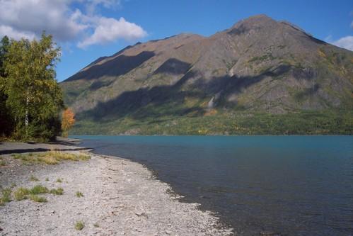 Lake Near Cooper Landing