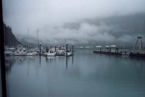 Port at Whittier