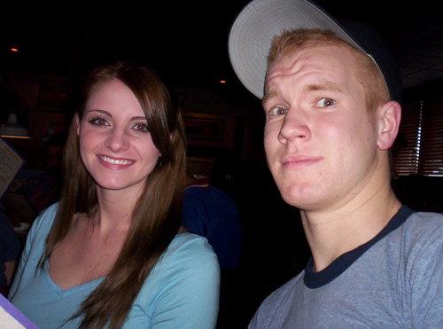 Tara and Kevin