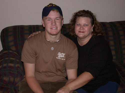 Kevin and Jeri